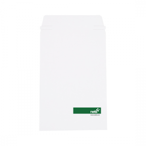 White All Board Envelope