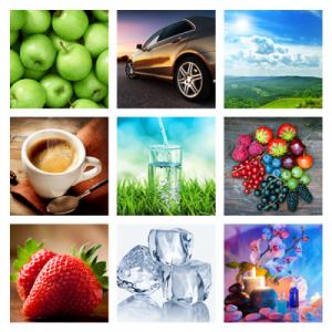 Car Air Freshener Sample Pack