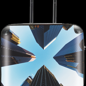 Branded Suitcases