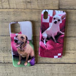3D Full Wrap Snap Phone Case