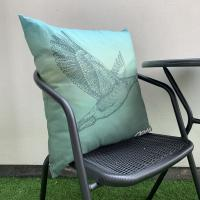 Smooth Linen Cushion 60x60cm