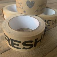 Custom Printed Kraft Paper Tape