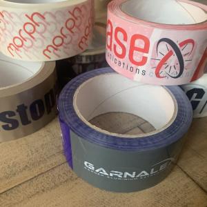 Custom Printed Polypropylene Tape