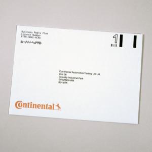 Simply Mailing Printed Envelopes