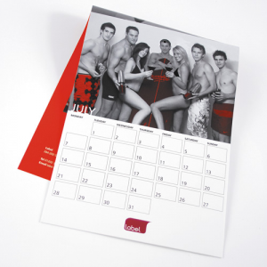 Uncoated 14 Month Calendars
