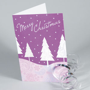 Luxury Bio Christmas Cards