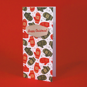 Uncoated Christmas Cards