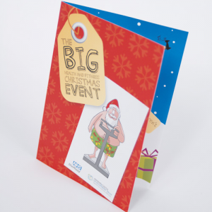 300gsm Uncoated Christmas Cards