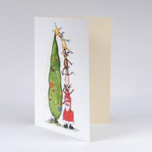 Cartes de voeux + enveloppes