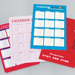 Luxe broekzak Kalenders