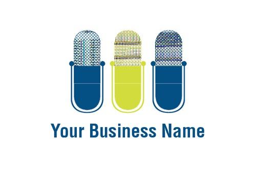 Karaoke Business Card  by Rebecca Doherty