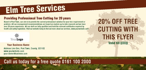 tree surgeon 13rd a4 flyers