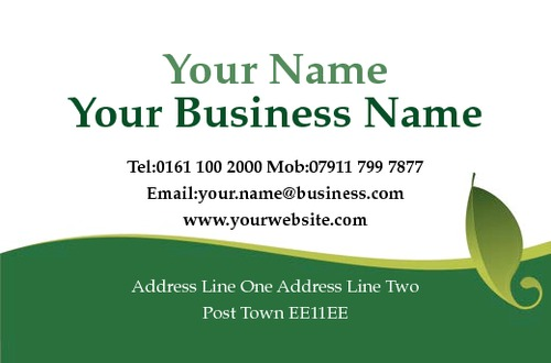 Online print templates printing ie garden maintenance business card wajeb Choice Image