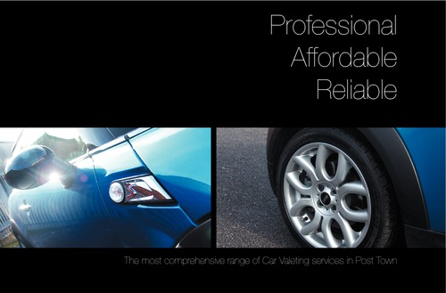 "Car Dealers 5.5"" x 8.5"" Flyers by SC Creative"