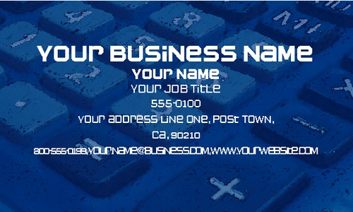 Accountants 2 x 35 business cards printing accountants 2 x 35 business cards colourmoves