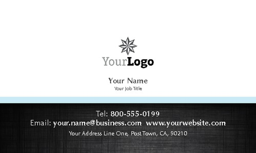 "Chiropractic 2"" x 3.5"" Business Cards by Paul Wongsam"