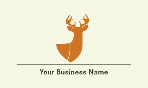 "Hunting 2"" x 3.5"" Business Cards by Ro Do"