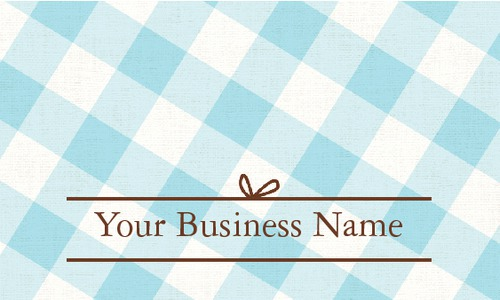 "Restaurant 2"" x 3.5"" Business Cards by Jacqueline Hargreaves"