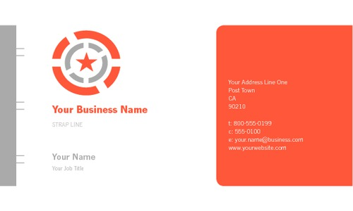 "Building Contractors 2"" x 3.5"" Business Cards by Paul Wongsam"