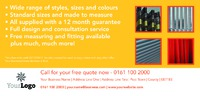 Home Maintenance 1/3rd A4 Leaflets by Templatecloud