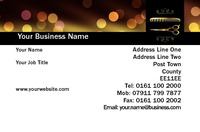 Hair Business Card  by Templatecloud