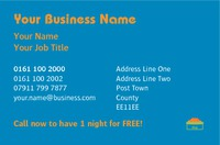 Dog Care Business Card  by Templatecloud