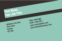 Bike Hire Business Card  by Templatecloud