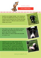 Animals A5 Leaflets by Templatecloud