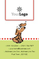 Animals Business Card  by Templatecloud