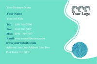 Pet Care Business Card  by Templatecloud