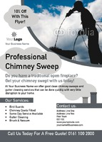 Chimney Sweeper A6 Leaflets by Templatecloud