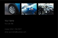 Car Dealers Business Card  by Templatecloud