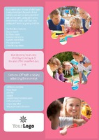 Nursery A5 Leaflets - Back