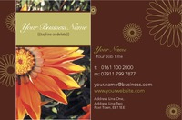 Gardeners Business Card  by Templatecloud
