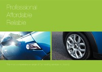 Car Dealers A5 Leaflets by Templatecloud