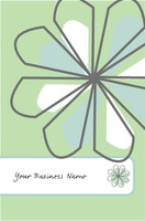 Wedding Planners Business Card  by Templatecloud