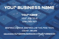 Accountants Business Card  by Templatecloud