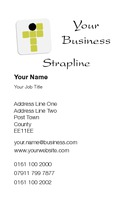 Education and Training Business Card  by Templatecloud