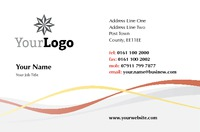 Bathroom Fitters Business Card  by Templatecloud