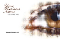 Beauty Therapists Business Card  by Templatecloud