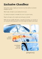 Car A6 Leaflets by Templatecloud