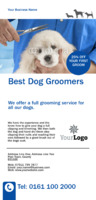 Pets 1/3rd A4 Flyers by Templatecloud
