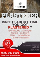 Home Maintenance A4 Leaflets by Templatecloud
