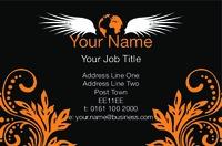 Art & Design Business Card  by Templatecloud
