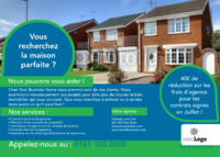 Estate Agents A6 Flyers by Templatecloud