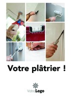 Bricolage A4 Tracts par Templatecloud