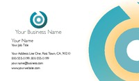 "Accountants 2"" x 3.5"" Business Cards by Mac Poustchi"