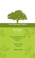 "Gardening 2"" x 3.5"" Business Cards by Paul Bullock"