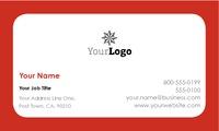 """2"""" x 3.5"""" Business Cards by Luke Peek"""