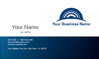 "Accountants 2"" x 3.5"" Business Cards by Templatecloud"